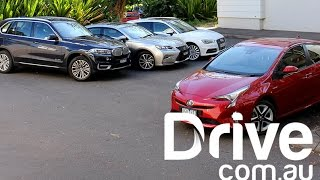 Hybrid Cars Real-Life Fuel Test | Drive.com.au