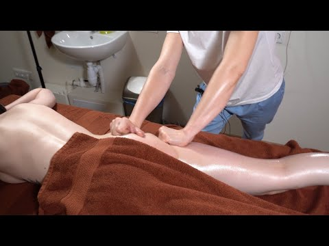 Как сделать антицеллюлитный массаж и не вспотеть – секреты мастера