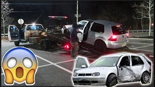 We Got into a Car Accident... (Caught on Camera)