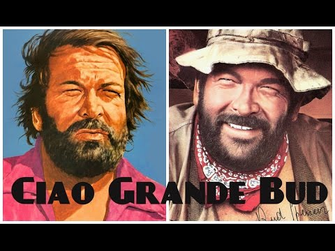 A Tribute to Bud Spencer - Grazie per averci ispirato grande Bud!
