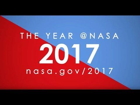2017 - The Year @NASA