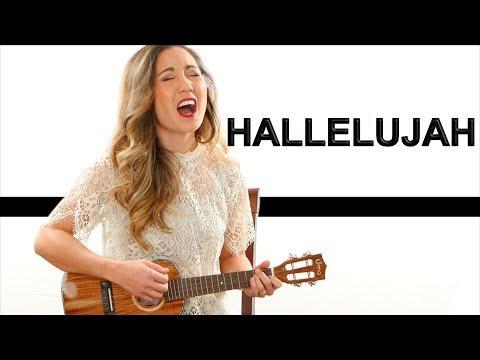 Hallelujah -  Leonard Cohen/Cloverton Fingerpicking Tutorial With Play Along