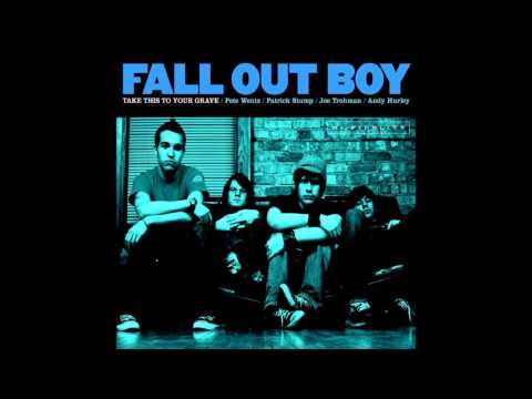 Fall Out Boy - The Patron Saint Of Liars And Fakes (audio)