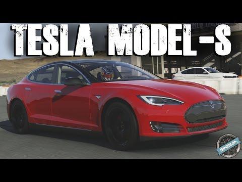 2015 Tesla Model-S P85D || 900HP DRAG BUILD || Forza 6