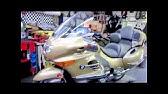 BMW K1200LT DIY Radio Replacement - YouTube