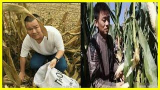 王寶強趙麗穎小岳岳回老家,都干這樣農活,網友直呼我們都一樣