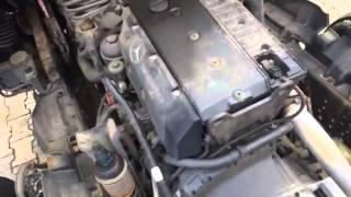 видео Ремонт Mercedes Atego 815