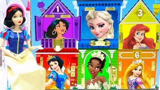 Snow White Disney Princesses Classic Costume Dollhouse Cosplay Best Dress Up Matching