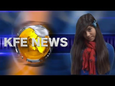 Kerman-Floyd Elementary NEWSCAST SHOW 1