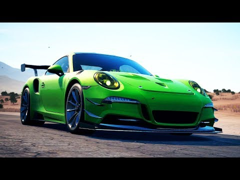 PORSCHE 911 GT3 RS BUILD - Need for Speed: Payback - Part 41