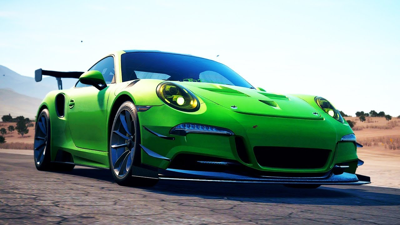 porsche 911 gt3 rs build need for speed payback part 41 youtube