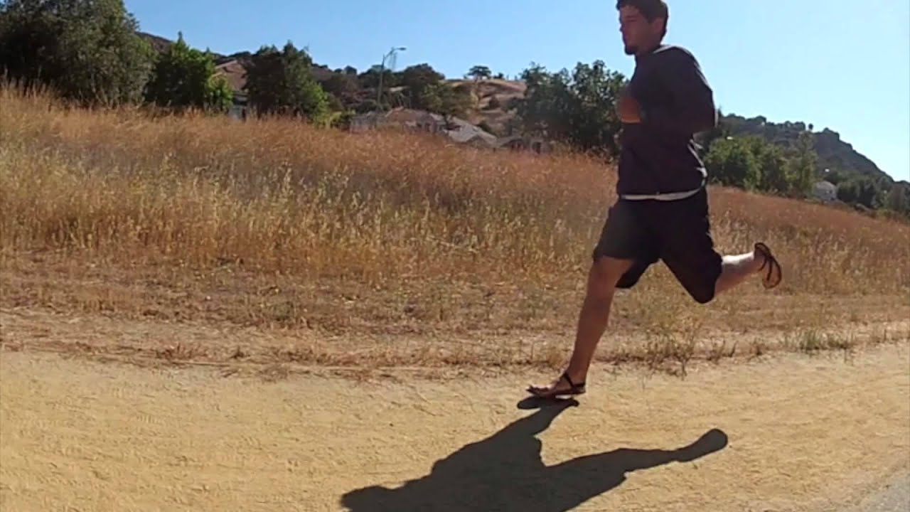 6da528d04665 Earth Runners- Minimalist Earthing Sandals - YouTube
