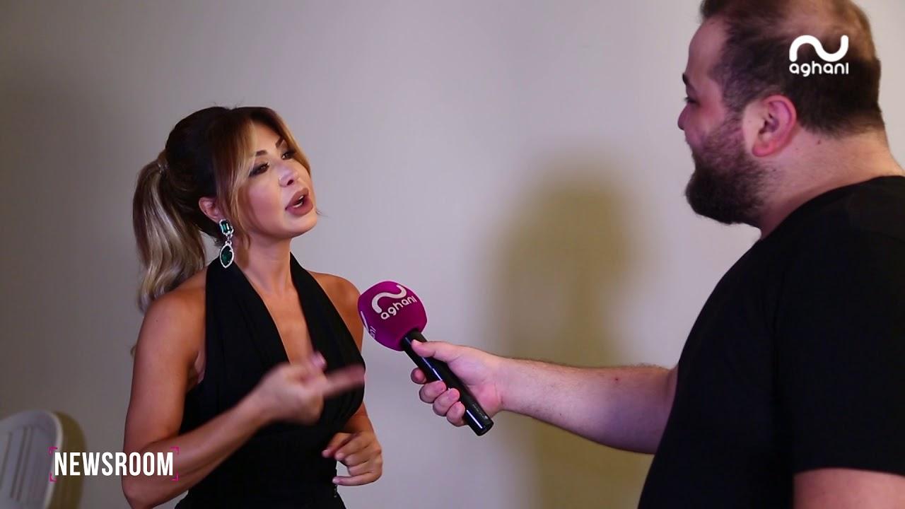 الذهبية نوال الزغبي تشعّ في مهرجان الشيّاح وتكشف تفاصيل ألبومها المنتظر عبر أغاني أغاني!