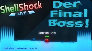 DER FINAL BOSS! | ShellShock Live Missionen #009 | [German/Deutsch]
