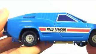 A video reveiw of the Blue Tansor.
