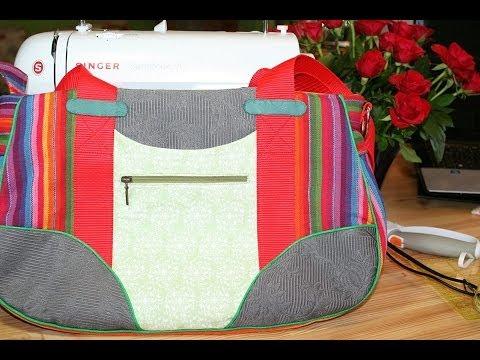 Schnabelina Bag nähen mit kostenlosem Schnittmuster von Schnabelina ...