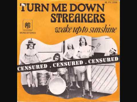 The Streakers - Turn Me Down (RARE CUT ON PYE)