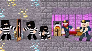 3 Verbrecher planen ihren Gefängnisausbruch!