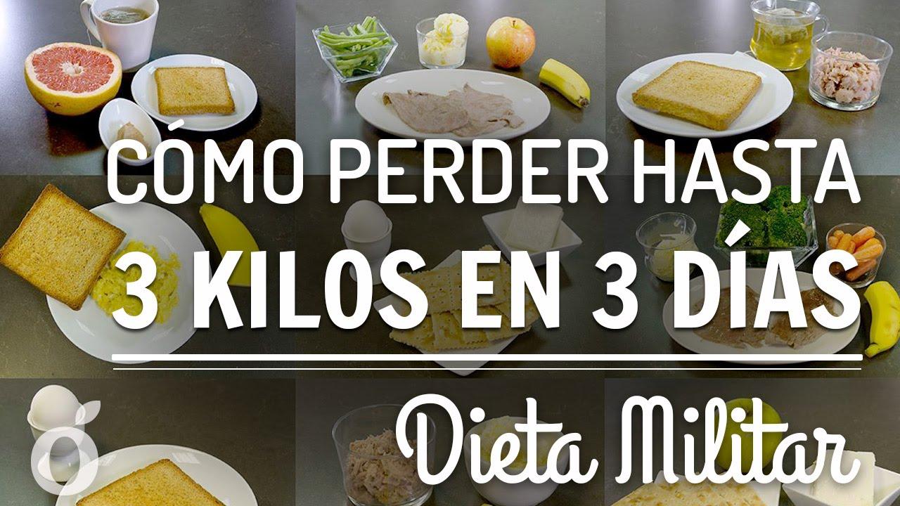 la dieta caudillo en español