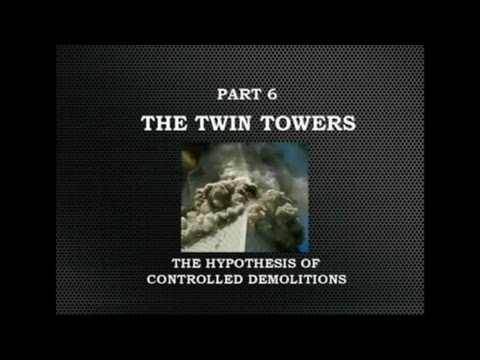 "9/11 - ""Explosions"" - Twin Towers Controlled Demolition"