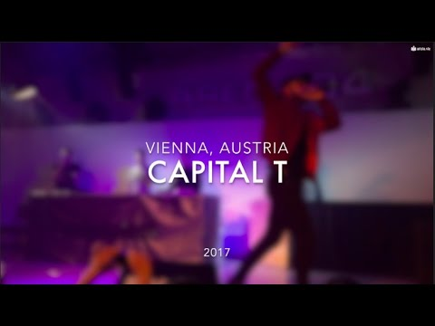 Capital T in Vienna | 2017