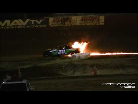4 Cylinder Bomber Program  East Bay Raceway Park  12/9/17