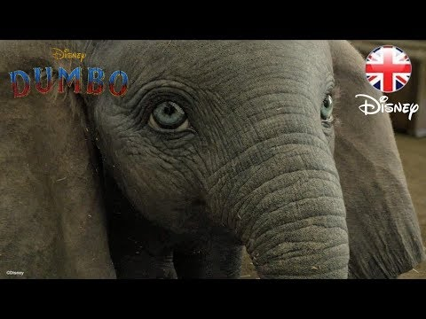 DUMBO  Dumbo Works Alone Clip - Colin Farrell Eva Green Danny DeVito   Disney UK
