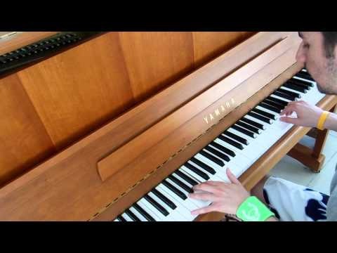 Krewella - Alive ( Piano Arrangement by Danny )