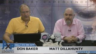 Soul Silliness | Don Baker | Atheist Experience 21.23