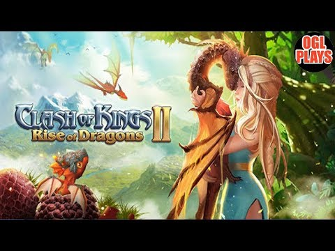 Clash Of Kings 2: Rise Of Dragons Android Gameplay