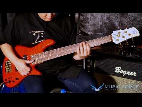 Download Youtube: [MusicForce] Fodera Emperor 5 Standard Limited Bass Demo