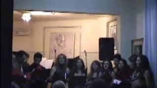 Martha Symeonidou class, Ethniko Odeio Athinon, Dec.06 part 1