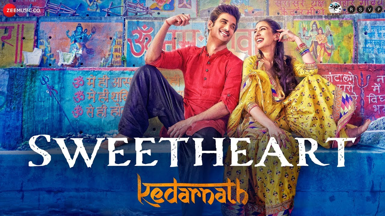 Kedarnath song Sweetheart: Sara Ali Khan, Sushant Singh