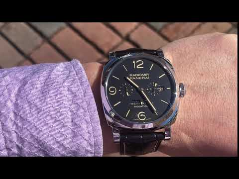 The Equation Of Time Watch Movement Explained