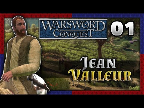 The Peasant Knight | M&B Warband | Warsword Conquest | Jean Valleur | #01