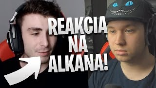 REAKCIA NA ALKANOVE VIDEO! 😱