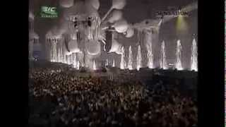Tiesto vs Orjan Nilsen vs Coldplay - Adagio La Vivida (Sensation White Portugal 2009)