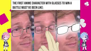 Anime memes I watch before going to school Episode 5