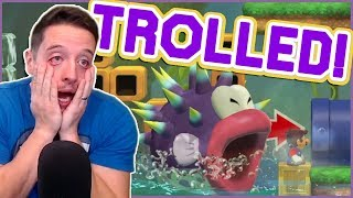 This Is The BEST 3D World TROLL Level To Date!!!