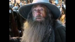 The Hobbit: The Battle of The Five Armies (2014) Official Trailer Preview (HD) Benedict Cumberbatch,