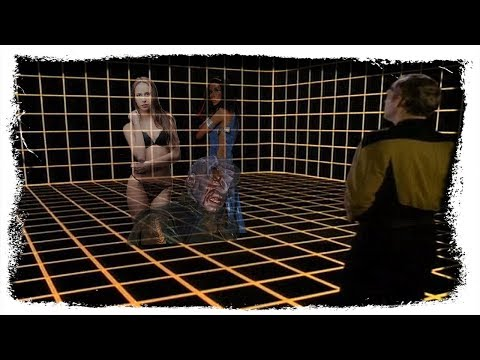 Tech Lore : Holodeck  - The pragmatically sinful Tech