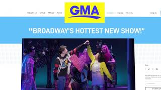 The Viral Sensation Taking Broadway by Storm