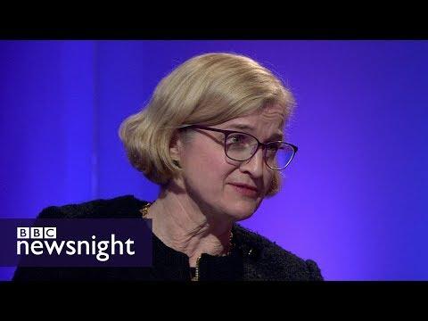 "Ofsted: Hijab ban ""not Islamophobic"" - BBC Newsnight"