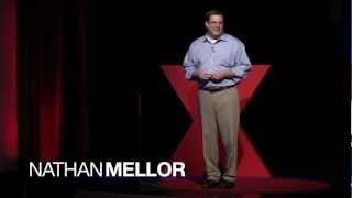 Listen Up, Corporate America: Less Rules, More Character: Nathan Mellor at TEDxOU