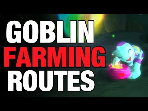 Diablo 3 - Goblin Farming Routes Rainbow & Pet Season/non-Season