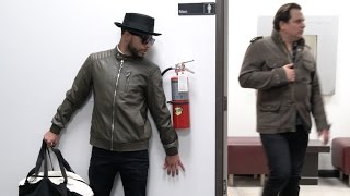 The Bathroom Attendant | Anwar Jibawi