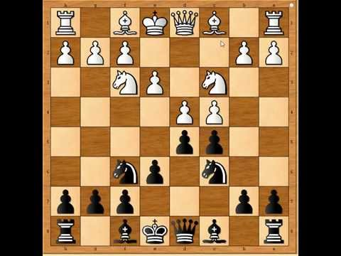 Exciting Chess Games~ Rubinstein vs Rotlewi!
