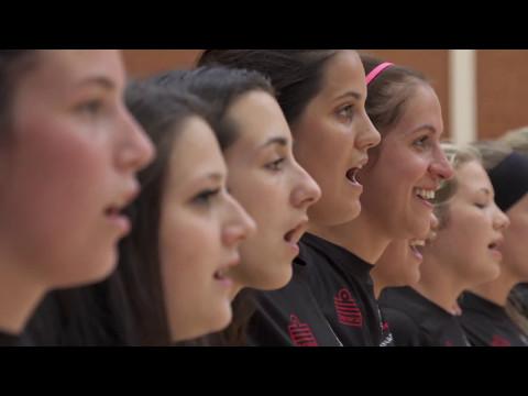 KIN-BALL® sport World Cup 2015 (original music)