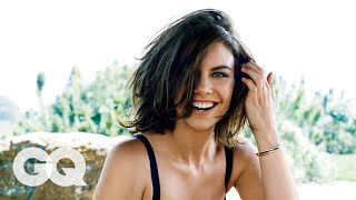 How to Date Lauren Cohan thumbnail