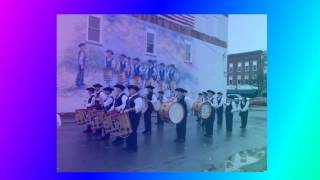 The Camden Continentals Fife and Drum Corps